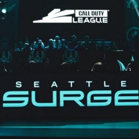 Decemate joins Seattle Surge