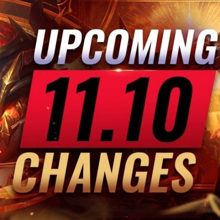 Every champion change in LoL Patch 11.10