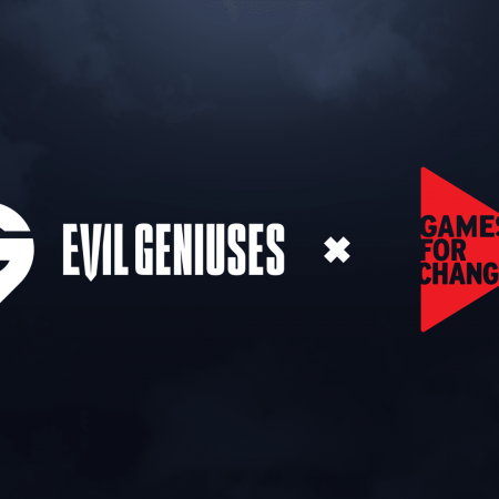 Evil Geniuses declares partnership with Games For Change