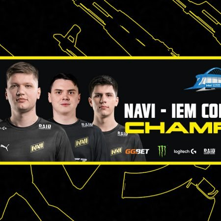 Natus Vincere wins IEM Cologne 2021