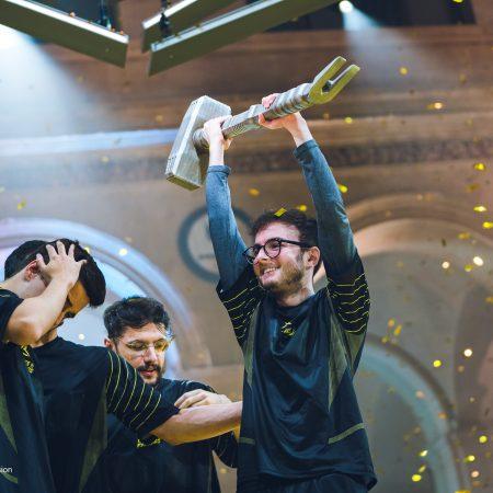 Ninjas in Pyjamas crowned Copa Elite Six Champions