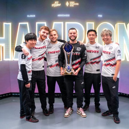 100 Thieves becomes LCS Summer 2021 Champions