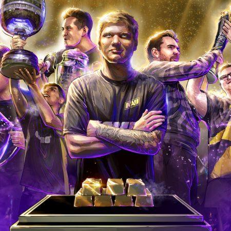 NAVI wins ESL Pro League 14