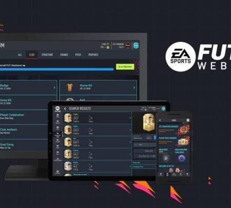 FIFA 22 Web App Guide
