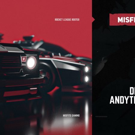 Misfits Gaming announces their Rocket League entry